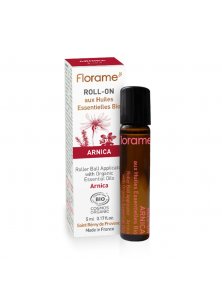 ROLL ON ARNICA 5ML - FLORAME - 3516170024618