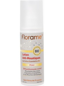 SPRAY LOCION ANTI MOSQUITOS PARA LA PIEL 90ML - FLORAME - 3516170023956