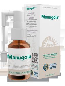 MANUGOLA SPRAY 10ML - FORZA VITALE - 8023966201832
