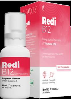REDI B12 15ML - GLAUBER PHARMA - 8023966007427