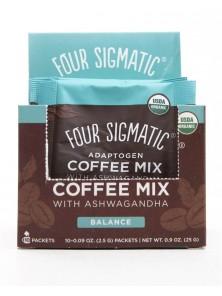 COFFE MIX ASHWAGANDHA ADAPTOGEN 1 BOLSITA - FOUR SIGMATIC - 816897020607