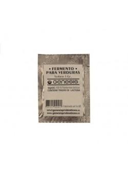 FERMENTO PARA PICKLES CULTIVO DE VERDURAS LACTOFERMENTADAS SOBRE 1GR - GENESIS - 3800096602198