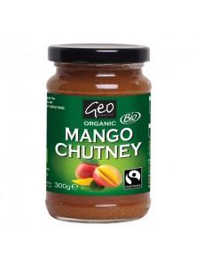 MANGO CHUTNEY 300GR BIO - GEO ORGANIC - 5060005460112