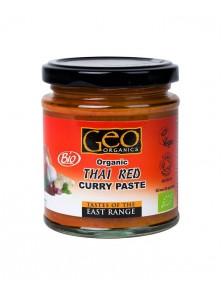 PASTA CURRY THAI RED 180GR - GEO ORGANIC - 5060005460570