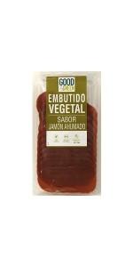EMBUTIDO VEGETAL JAMON 90GR - GOOD & GREEN - 8053853070999