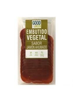 EMBUTIDO VEGETAL JAMON 90GR - GOOD & GREEN - 8053853070906