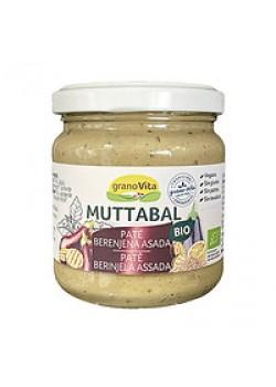 PATE DE MUTTABAL 175GR BIO - GRANOVITA - 8423266078668