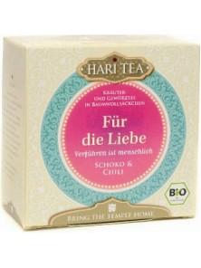 INFUSION CHOCO CHAI SPICY 10 SOBRES - HARI TEA - 8717853493362