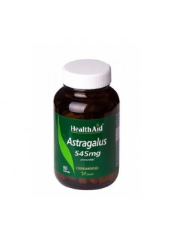 ASTRAGALUS 545MG - HEALTH AID - 5019781025862