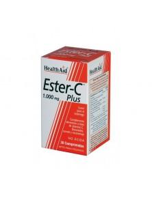 ESTER-C PLUS 1000MG 30 COMPRIMIDOS - HEALTH AID - 5019781011759