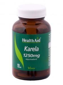 KARELA 'MELÓN AMARGO' 1250MG - HEALTH AID - 5019781025466