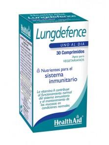 LUNGDEFENCE 30 COMPRIMIDOS - HEALTH AID - 5019781000159