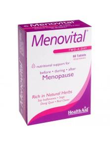 MENOVITAL 60 CAPSULAS - HEALTH AID - 5019781000272