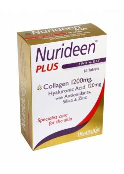 NURIDEEN PLUS 60 COMPRIMIDOS - HEALTH AID - 5019781022700