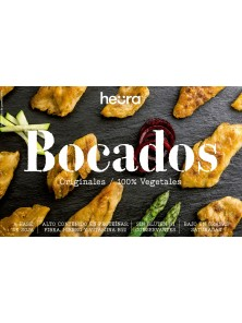 BOCADITOS ORIGINALES DE HEURA 180GR - HEURA FOOD FOR TOMORROW - 8437017032014