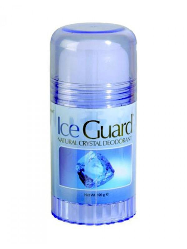 DESODORANTE DE SALES MINERALES EN BARRA 120GR - ICE GUARD - 5029354004378
