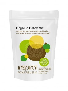 **ORGANIC  DETOX MIX  100GR - INSPIRAL VISIONARY FOOD - 5060425980412