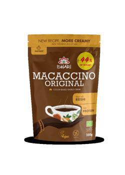 MACACCINO REISHI 250GR BIO - ISWARI - 5600872800897