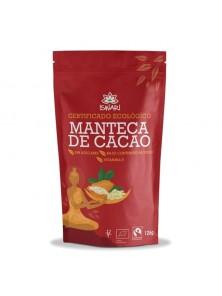 MANTECA DE CACAO 125GR BIO - ISWARI - 5600317478209
