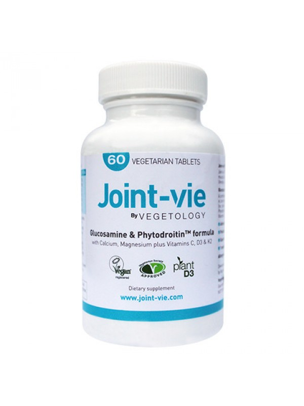 JOINT-VIE ADVANCED BONE & JOINT FORMULA 60 CAPS - JOINT-VIE - 5060351380164
