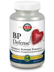 BP DEFENSE 60 TABLETAS - KAL - 021245493754