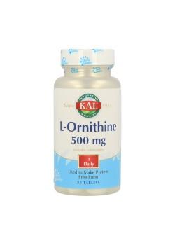 L-ORNITINE 500MG - KAL - 021245794585