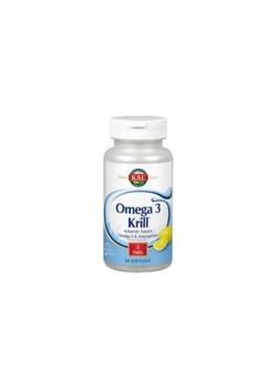 OMEGA 3 KRILL 60 PERLAS - KAL - 021245979005