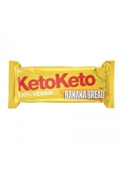 KETO BARRITO BANANA BREAD 50GR - KETOKETO - 5060731500106