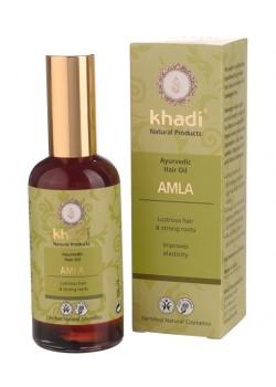 ACEITE CAPILAR DE AMLA 100ML BIO - KHADI - 4260378040428