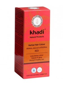 HENNA NATURAL 100GR - KHADI - 4260378040107
