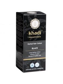 HENNA NEGRO 100GR BIO - KHADI - 4260378040176