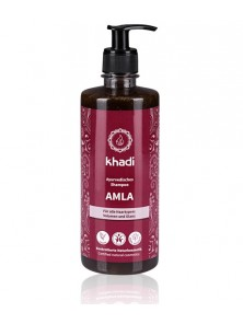 SHAMPOO AMLA 500ML BIO - KHADI - 4260378049650