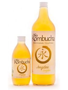 KOMBUCHA JENGIBRE 1L BIO - KOMBUCHERIA - 3103401012812