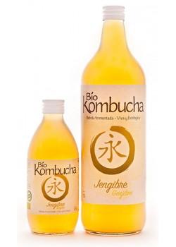 KOMBUCHA JENGIBRE 1L BIO - KOMBUCHERIA - 8437020328395