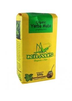 YERBA MATE ORGANICA TRADICIONAL 500GR - KRAUS - 7798059750023