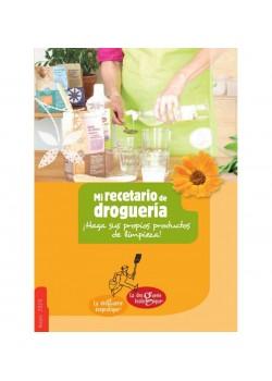 LIBRO USOS Y RECETAS - LA DROGUERIE ECOLOGIQUE - 9782957147540