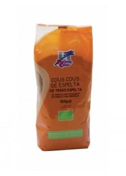 CUSCUS DE ESPELTA 500GR BIO - LA FINESTRA SUL CIELO - 8436545621004