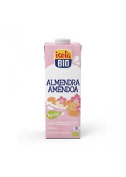 BEBIDA DE ALMENDRA SIN AZUCAR BIO 1L - ISOLA BIO - 8023678164517