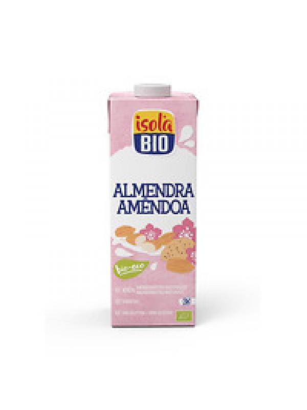 BEBIDA DE ALMENDRA SIN AZUCAR BIO 1L