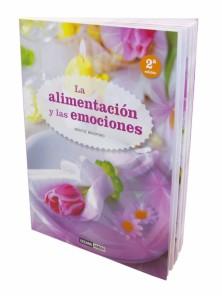 LIBRO 'LA ALIMENTACIÓN Y LAS EMOCIONES' DE MONTSE BRADFORD - EDITORIAL OCEANO AMBAR - 9788475567624