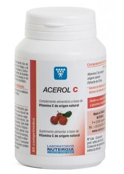 ACEROLA C 60 COMPRIMIDOS - NUTERGIA - 8436031732047