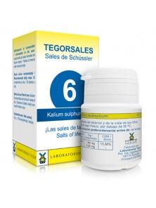 KALIUM SULF D6 Nº6 350 COMPRIMIDOS - TEGORSALES - 8429007002688