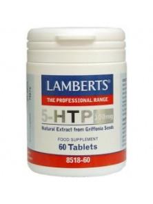 5 HTP 100MG 60 COMPRIMIDOS - LAMBERTS - 5055148404383