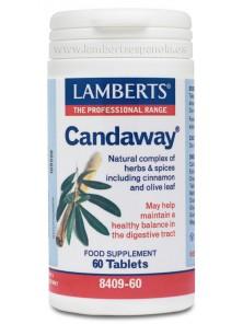 CANDAWAY 60 TABLETAS - LAMBERTS - 5055148407599