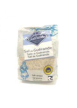 SAL GRUESA GUERANDE 1KG - LE PALUDIER DE GUERANDE - 3305041000505