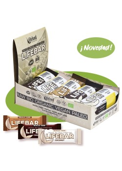 LIFEBAR TRIPACK BIO 5X3X47G  - LIFEFOOD - 8595657102549