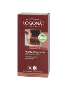 **COLORANTE VEGETAL COBRE NATURAL 100GR - LOGONA - 4017645034389