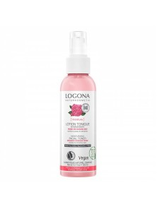 TONICO HIDRATANTE ROSA DE DAMASCENA 125ML - LOGONA - 4017645043084