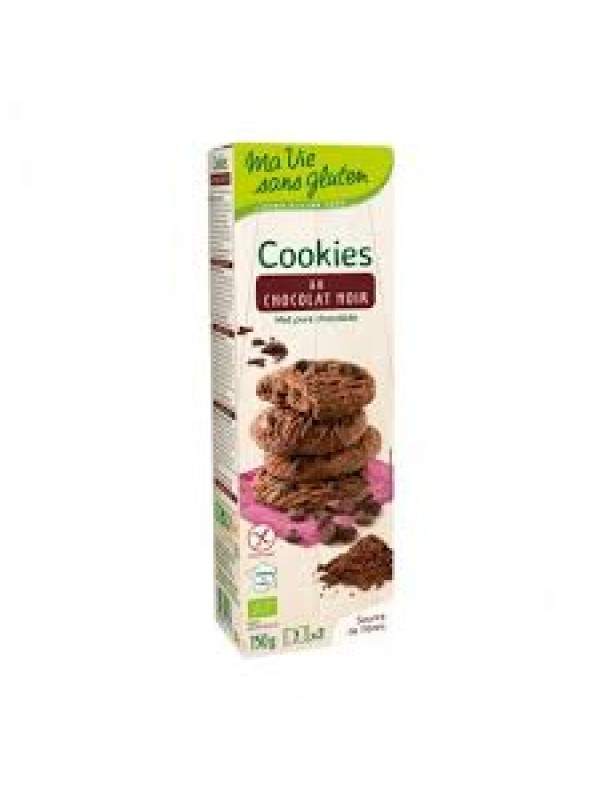 GALLETAS COOKIE CHOCOLATE NEGRO 150GR BIO