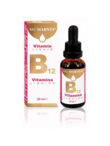VITAMINA B12 LIQUIDA 30ML - MARNYS - 8410885073877